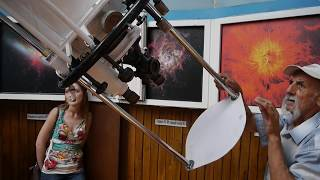 видео Головна астрономічна обсерваторія НАН України