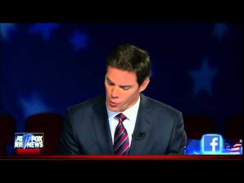2016 First Debate with Rick Santorum