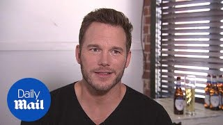 Chris Pratt gushes on Tom Cruise as he teams up with Michelob