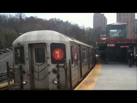The NYC Subway Compilation Episode 19