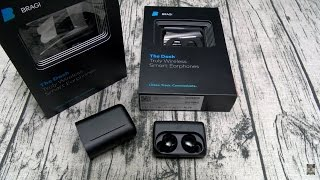 "Bragi Dash 2.2 Update Featuring ""My Tap"""