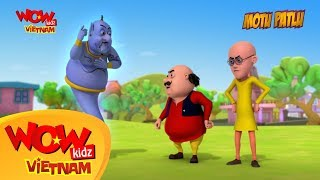 Motu Patlu Siêu Clip 7 - Hai Chàng Ngốc - Cartoon Movie - Cartoons For Children