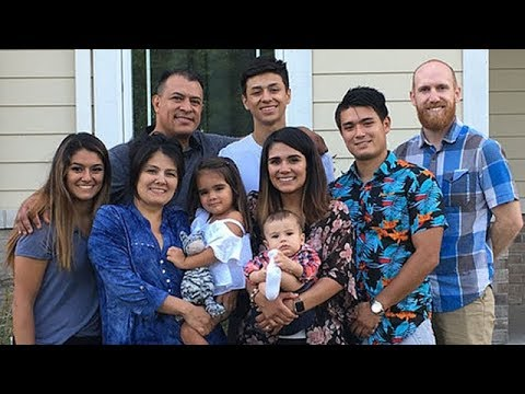 Woman Meets Birth Family 27 Years Later