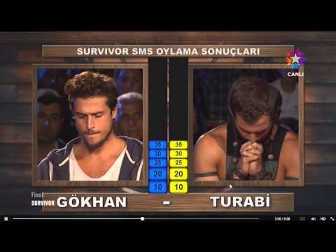 Survivor - Turabi VS Gökhan Keser FİNAL
