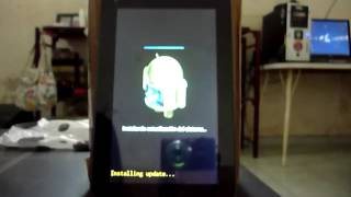 Скачать Tutorial Instalar Stock Rom Acer Iconia B1 720