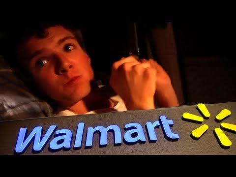 CAR CAMPING - WALMART STYLE   Darlington Brothers