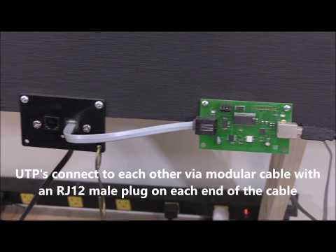 Video Review Of NCE Starter Systems Part 4: Connect a PC to NCE Systems