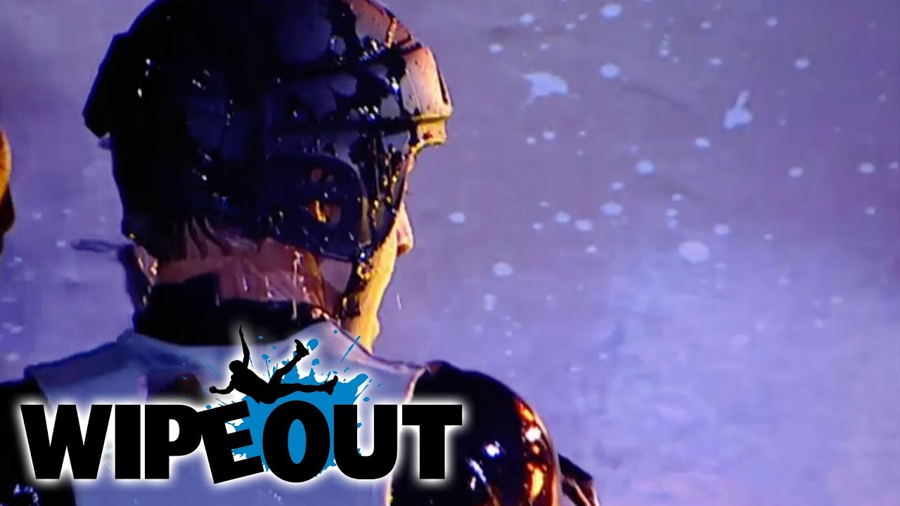 Rodeo Star wrangles the Wipeout Zone | Wipeout