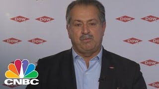Dow Chemical CEO Andrew Liveris: Workforce Reduction Impact | Mad Money | CNBC
