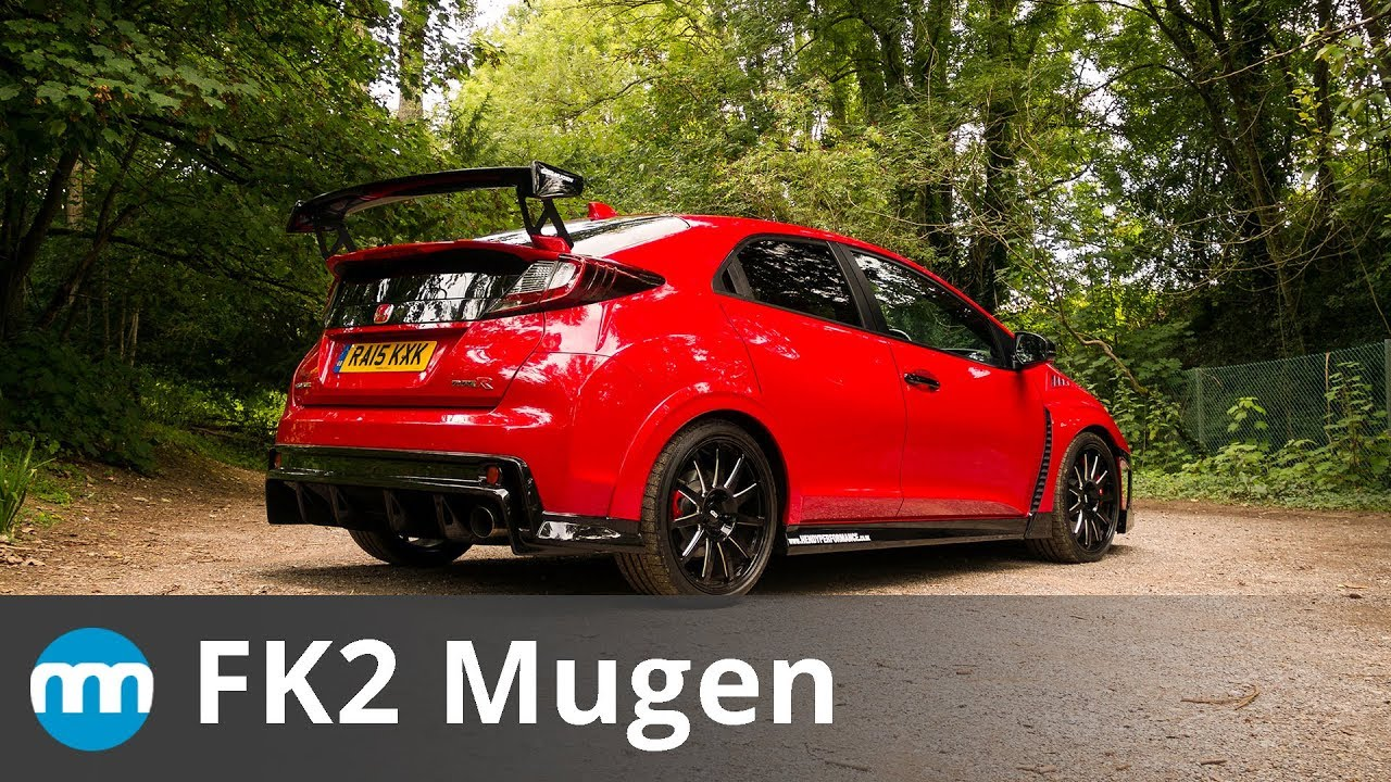 the only fk2 mugen honda civic type r new motoring youtube. Black Bedroom Furniture Sets. Home Design Ideas