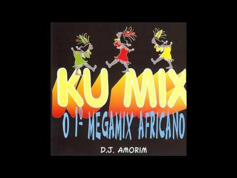 DJ AMORIM - KU MIX (1997) o 1º Megamix Africano
