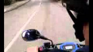 Quadbiking in Majorca. Going from Santa Ponsa to Magaluf on the Quad. Vid 1. 27th April 2013