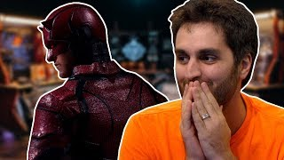 Nightwing vs. Daredevil Sneak Peek | DEATH BATTLE Cast