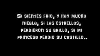 Brisa Carrillo- Yo voy contigo (Letra).