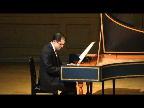 Mahan Esfahani, Harpsichord Concert