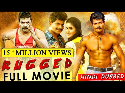 Rugged Full Movie Dubbed In Hindi With English Subtitles | Vinod Prabhakar | Action Movie