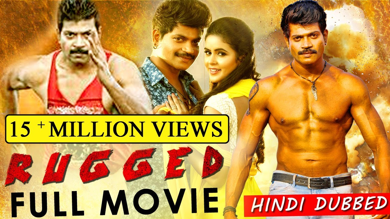 Download Rugged Full Movie Dubbed In Hindi With English Subtitles | Vinod Prabhakar | Action Movie