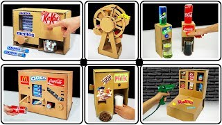 TOP 10 Unbelievable DIY Projects You Can Do at Home from Cardboard