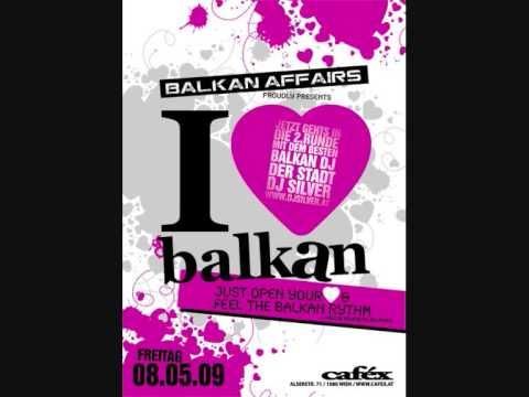 Dj Silver - Balkan Remix