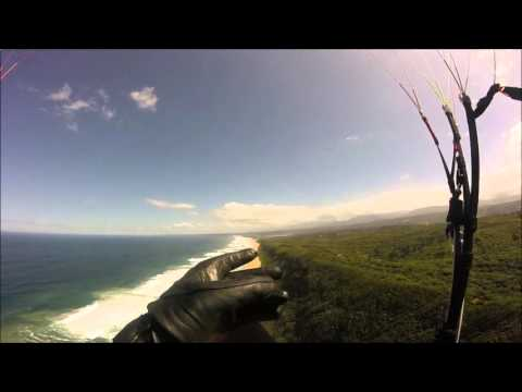 Wilderness - Paragliding in South Africa