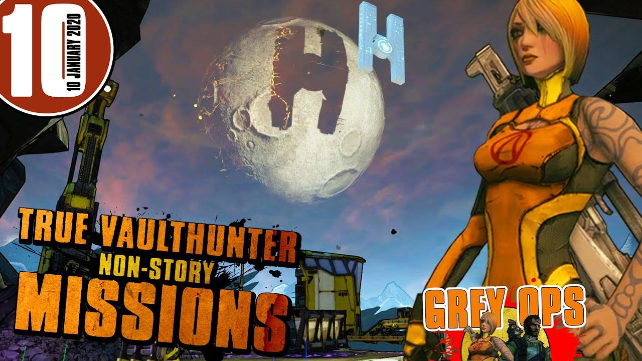 Ore Chasm - Borderlands 2 S03e10 - True Vault Hunter Mode