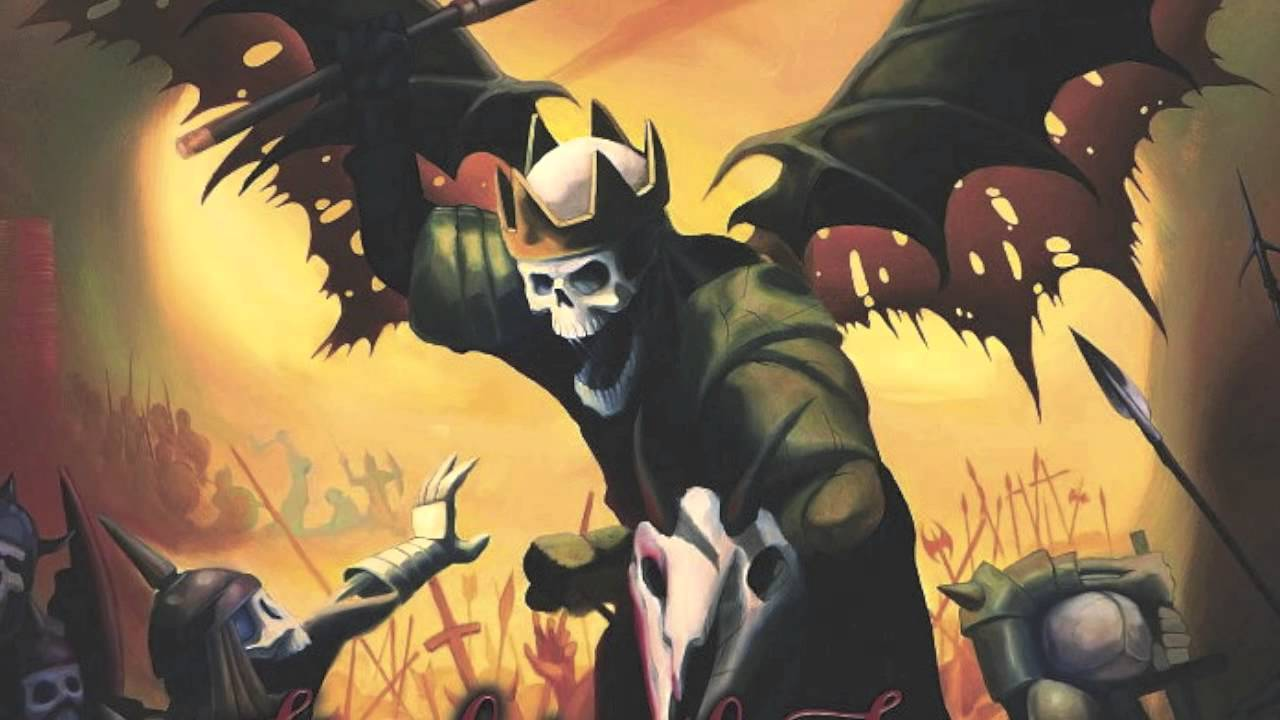 avenged sevenfold 2013 album preview 4 hail to the
