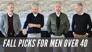 My Top Fall Items From Express For Men Over 40