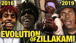 THE EVOLUTION OF ZILLAKAMI