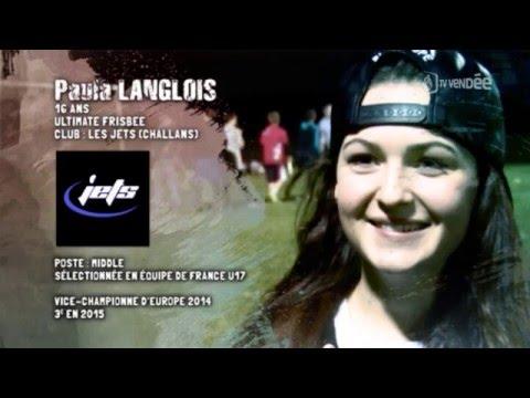 Visages du sport : Paula Langlois Ultimate