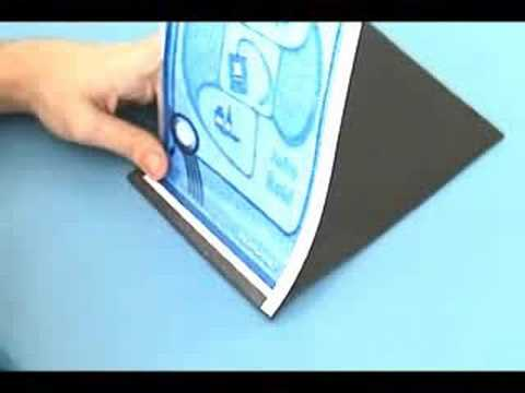 youtube how to make a mouse pad