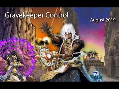 Repeat 【 YGOPRO 】Gravekeeper Control Deck - July 2019 TCG
