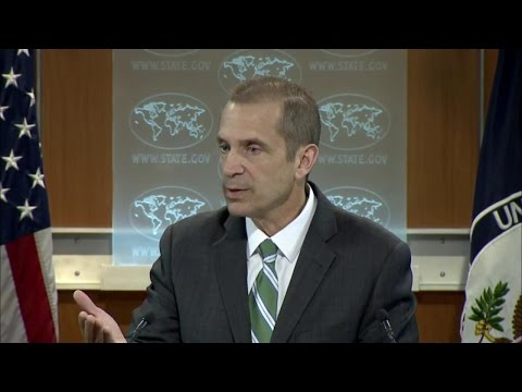 Daily Press Briefing - February 19, 2016