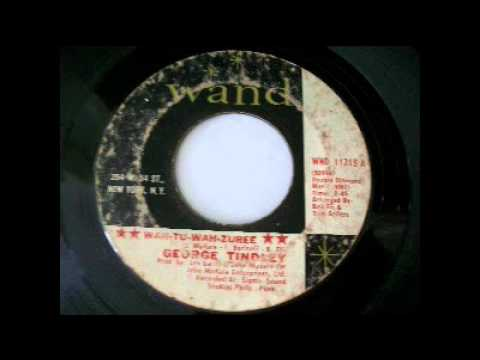 George Tindley - Wan-Tu-Wah-Zuree (1970)