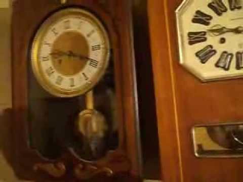 Купите настенные часы с маятником в розничных магазинах alltime или с доставкой по москве и россии. Звоните +7 (800) 200-39-75.