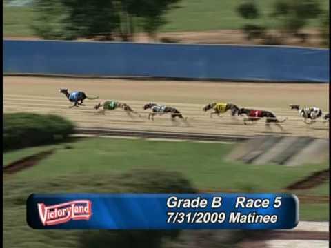 Victoryland 7/31/09 Matinee Race 5