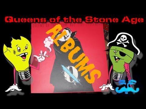 Vinyl Update!!! Queens of the Stone Age Albums on Vinyl