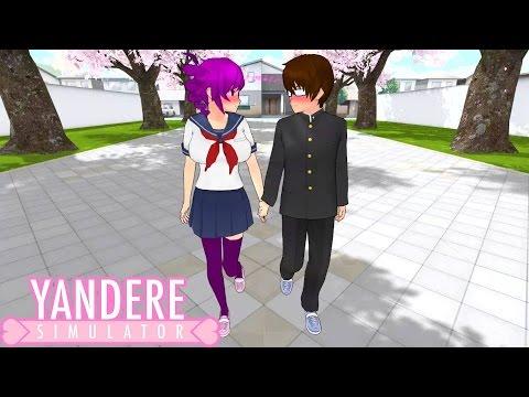 METTRE KOKONA EN COUPLE ET OUBLIER SENPAI ! - Yandere simulator Maj 22 septembre Matchmaking