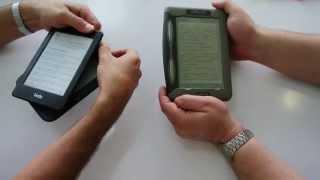 """Проект """"Говорящие руки"""" сравнит два гаджета - древний электронный ридер и современный"""