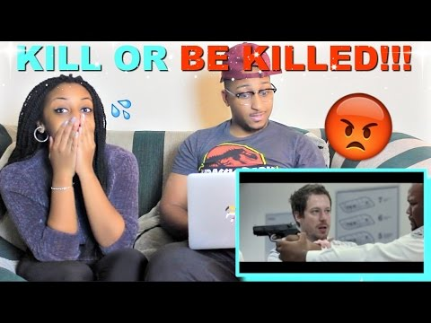 Thumbnail: The Belko Experiment Official Trailer Reaction!!!