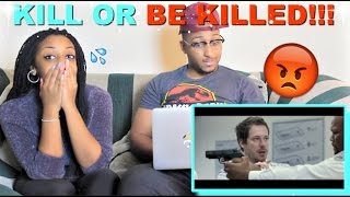 The Belko Experiment Official Trailer Reaction!!!