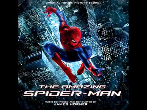 Saving New York - James Horner - Amazing Spider-Man OST