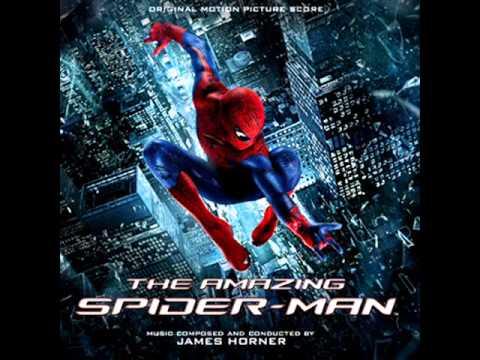 Saving New York - James Horner - Amazing Spider-Man OST mp3