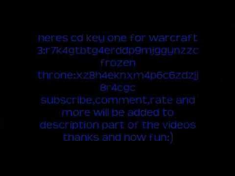 free download warcraft 3 frozen throne full versioninstmankgolkes