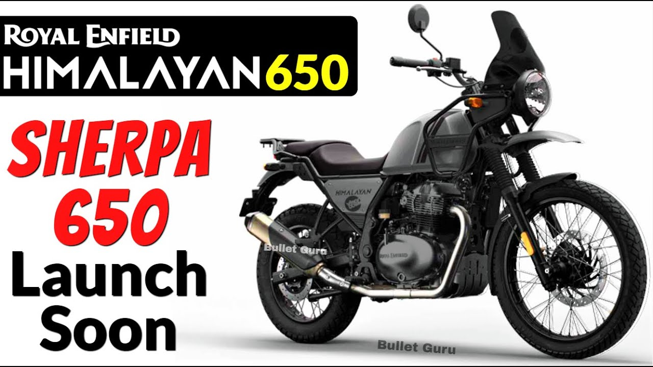 RE Himalayan 650 SHERPA will Definitely Launch   RE Working in UK🤔