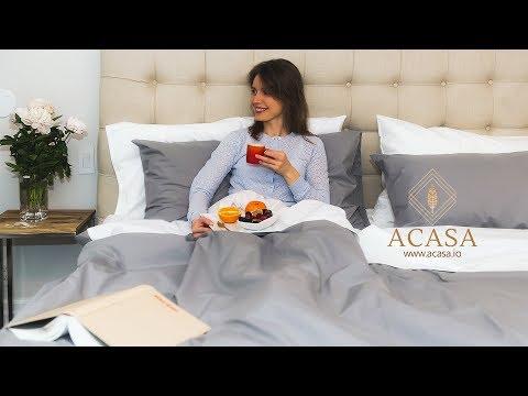 ACASA - Toronto Bedding & Bed Linen Commercial 2019
