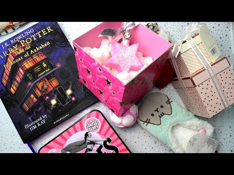 What I got for Christmas 2017 Christmas Gift Presents Haul Videos