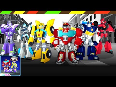 Transformers Rescue Bots: Need for Speed | FULL GAME | DCTE VN