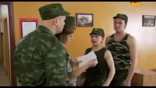 Кроссворд  Армейский юмор