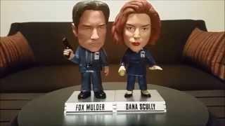 THE X-FILES: Fox Mulder & Dana Scully