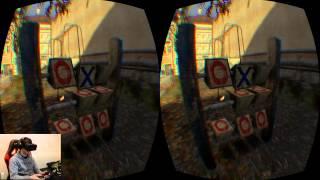 Half Life 2 VR Playthrough P1 - Goldfish rifts